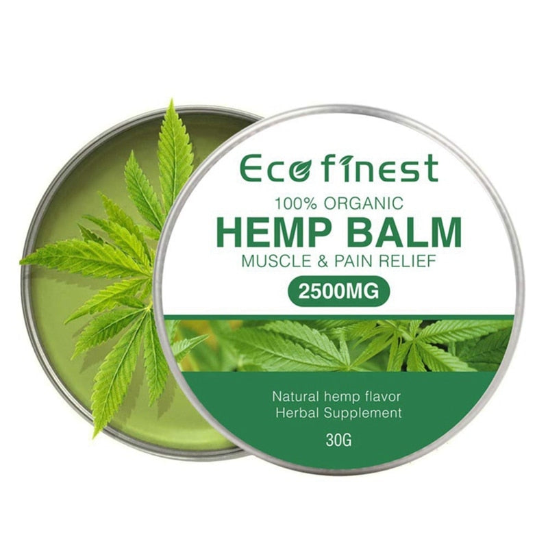 Hemp Cream Essence Relieve Muscle Soreness