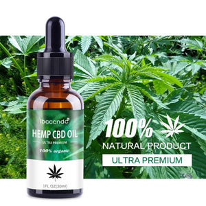 Anti Stress Hemp Oil