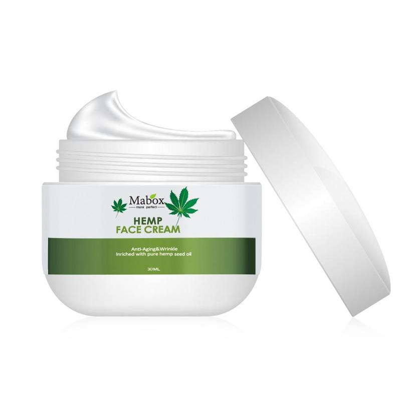 Hemp Oil with Vitamin C Cream