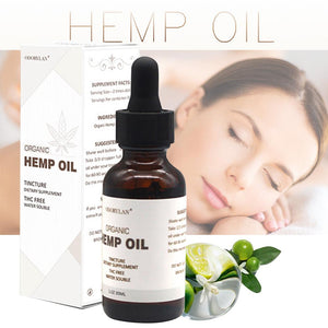 Essential Oil Natural Hemp Seed Oil