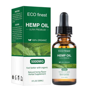 CBD Oil Extract Drops Body Skin Care