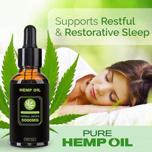 Hemp Seeds Oil Extract