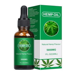 Bio-active Hemp Oil