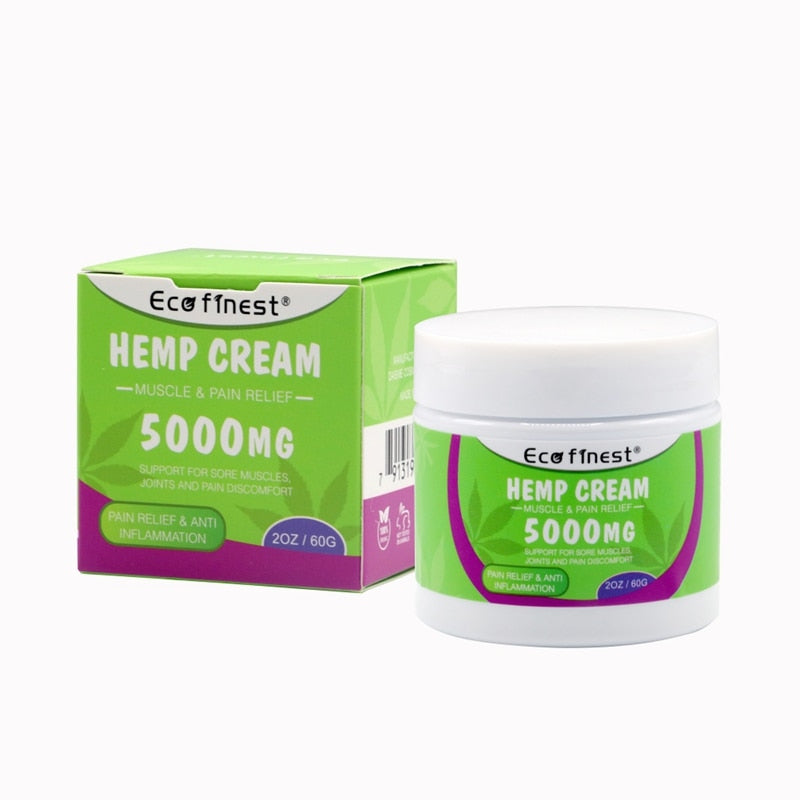 Hemp Seed Moisturizing Cream