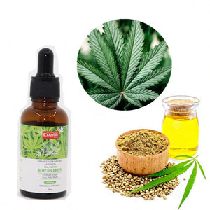 Hemp Seed Oil Natural Anti-Inflammatory