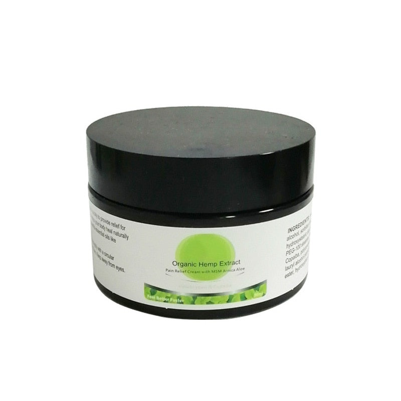 50ml Hemp Oil Anti Stress Balm