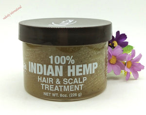 Indian Hemp Hair and Scalp Treatment