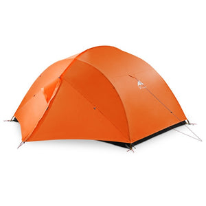 3F UL GEAR 3 Person 4 Season 15D Camping Tent Outdoor Ultralight Hiking Backpacking Hunting Waterproof Tents