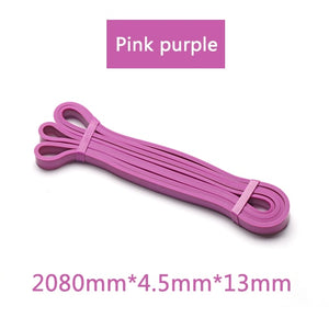 Resistance Bands Rubber Band Gum Fitness Loop Athletic Sport Bands Yoga Exercise Gym Expander Training Equipments
