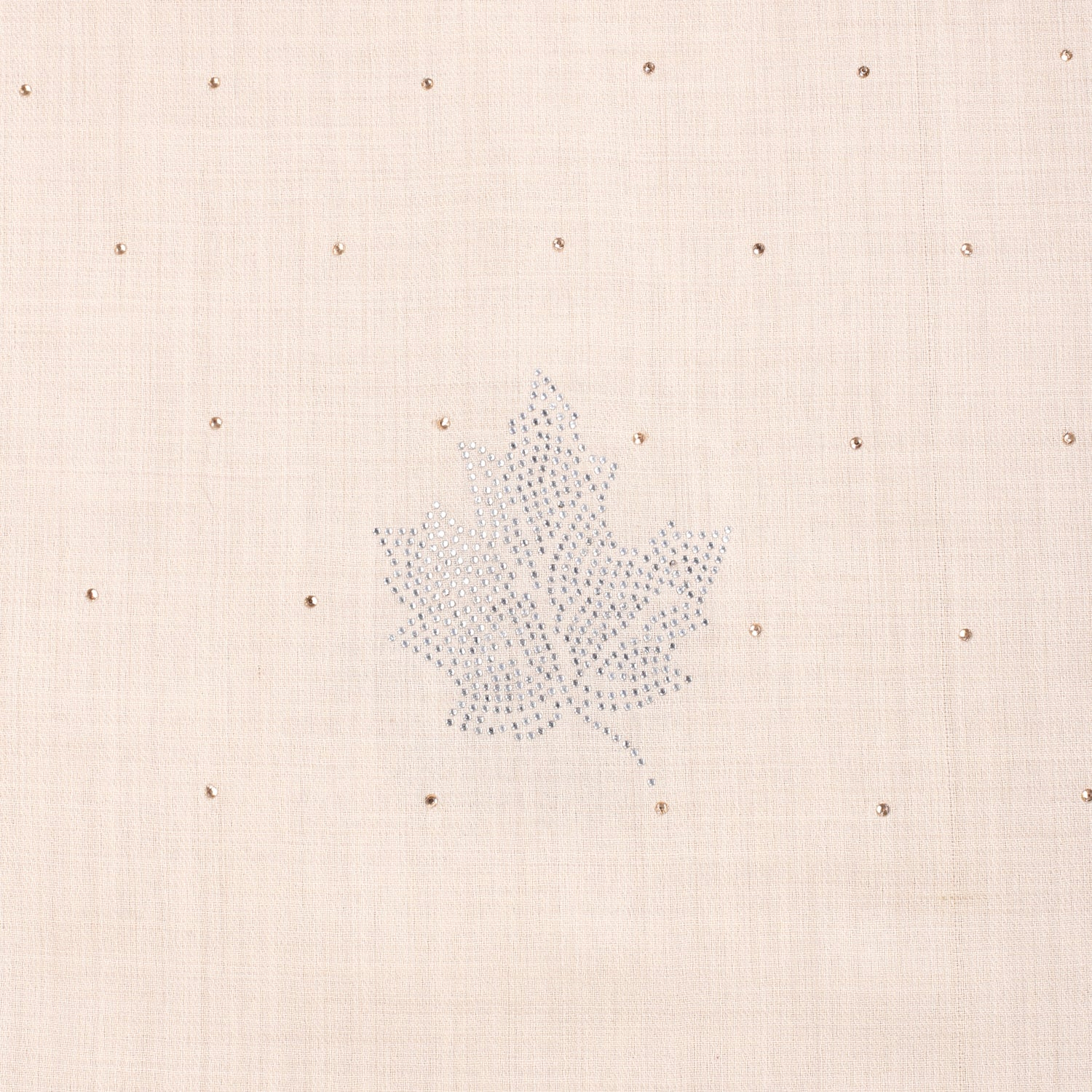 Maple Leaf Fine Wool Stole