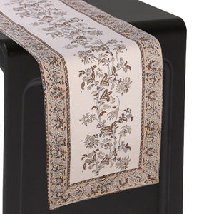 Jaipuri Cotton Table Runner - 5