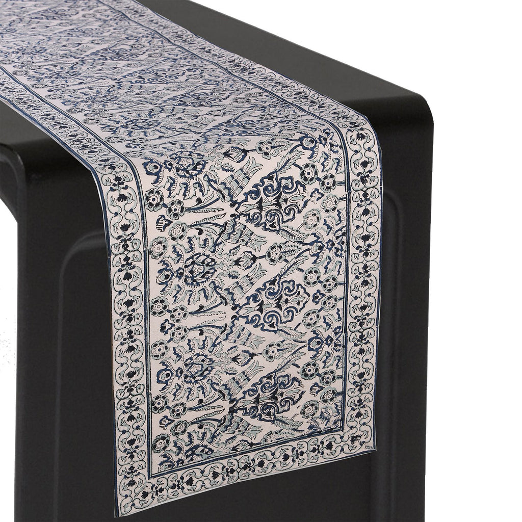 Jaipuri Cotton Table Runner - 3