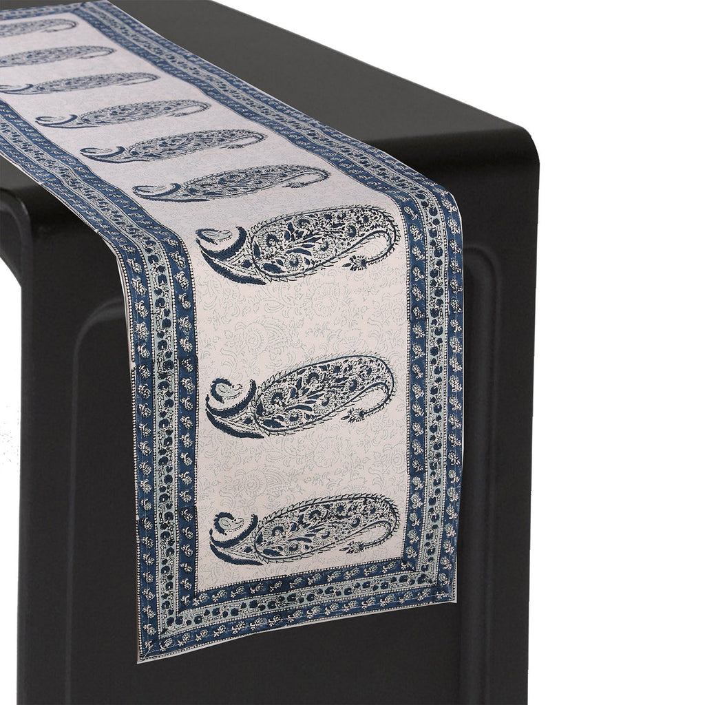 Jaipuri Cotton Table Runner - 11