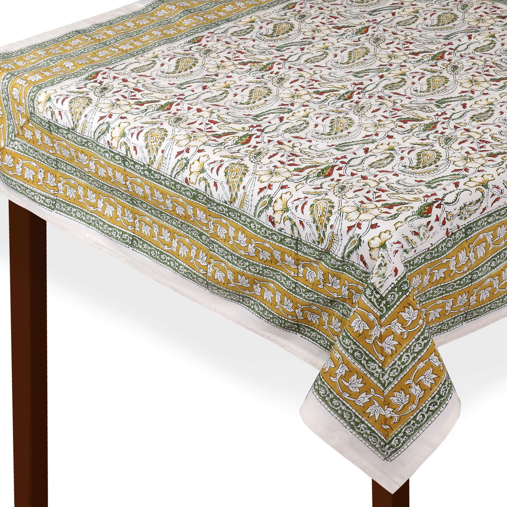 Square Table Cover - 5