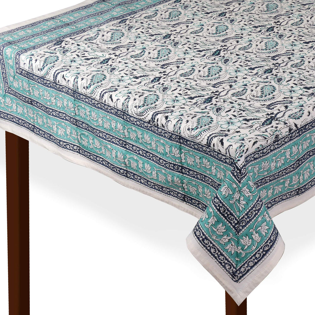 Square Table Cover - 6