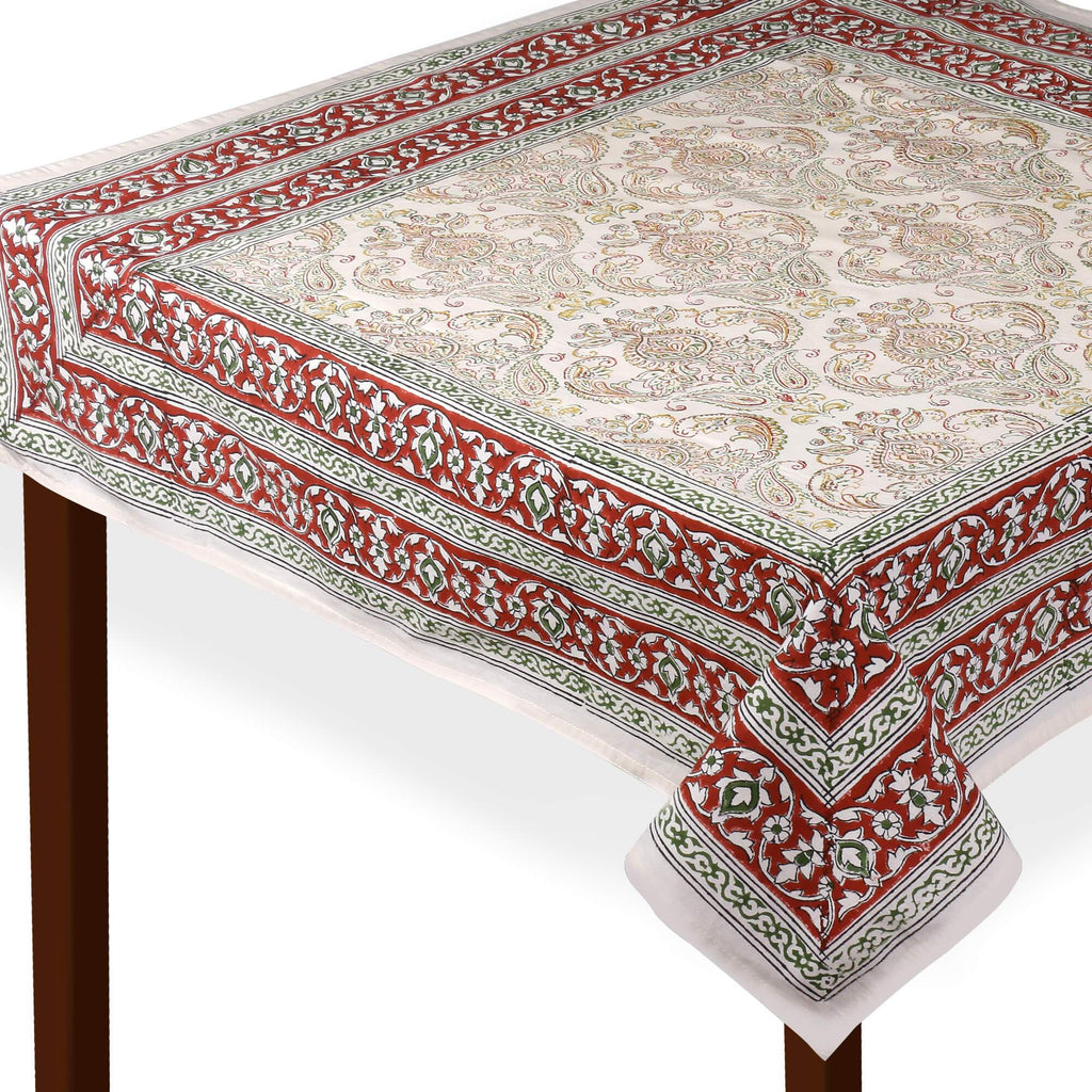 Square Table Cover - 8