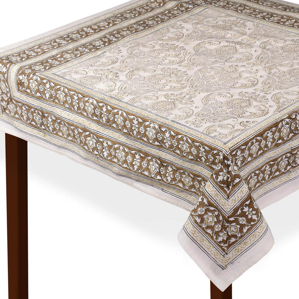 Square Table Cover - 9