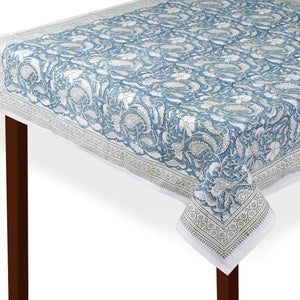 Jaipuri 6 Seater Cotton Table Cover - 7970