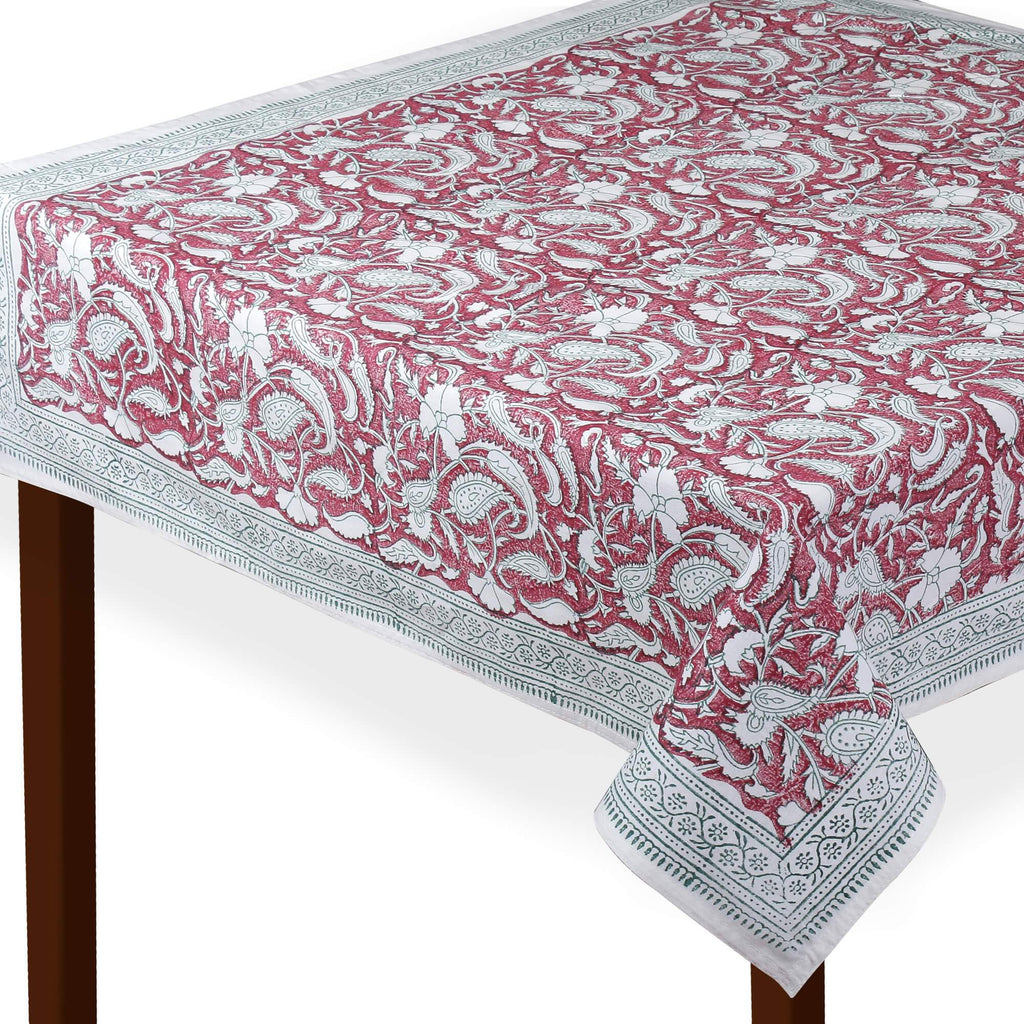 Square Table Cover - 11