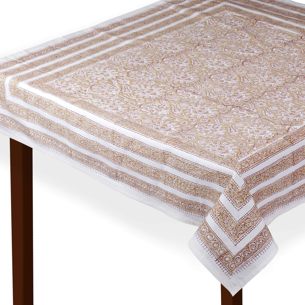 Square Table Cover - 15