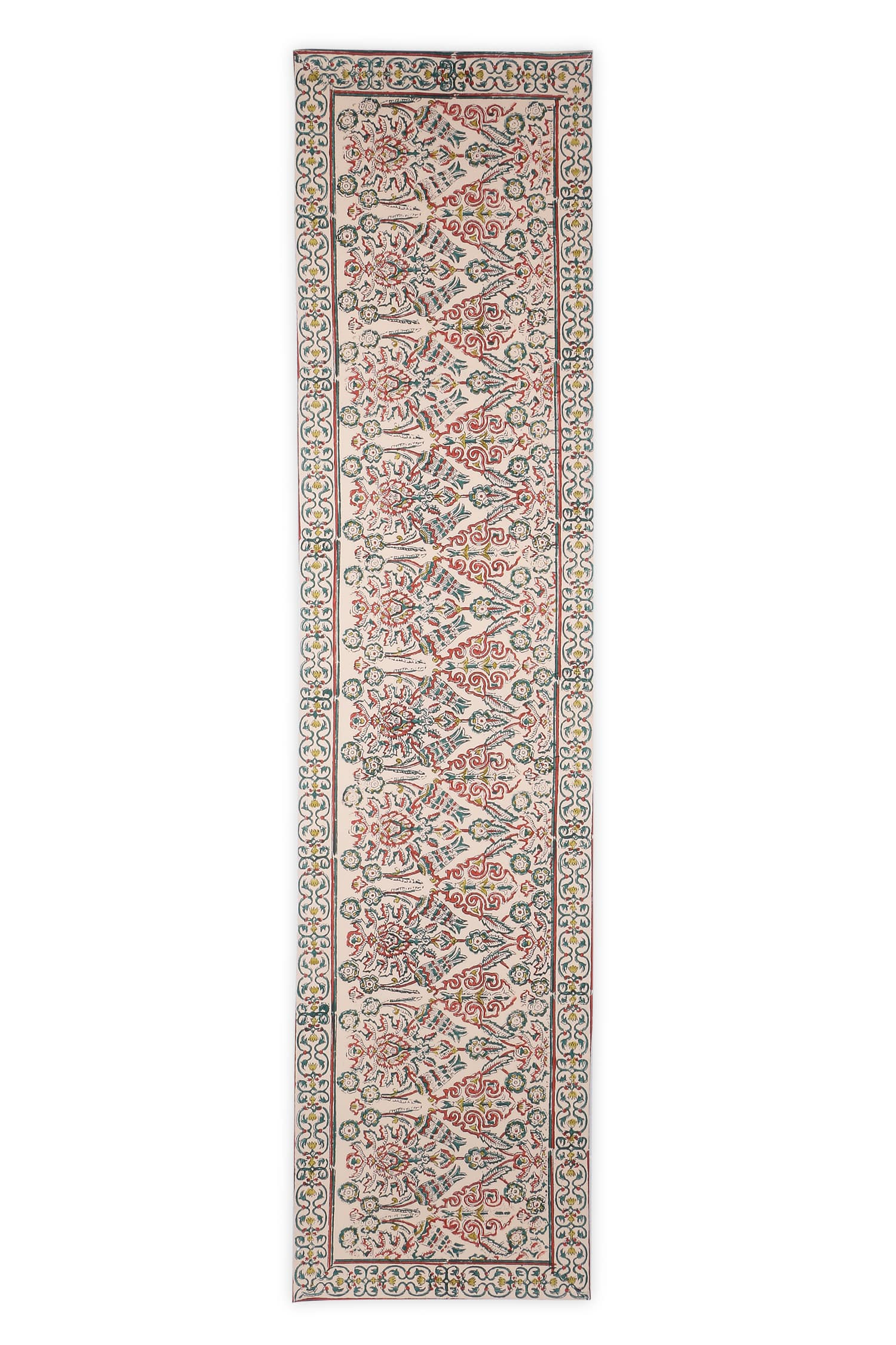 Jaipuri Cotton Table Runner - 1