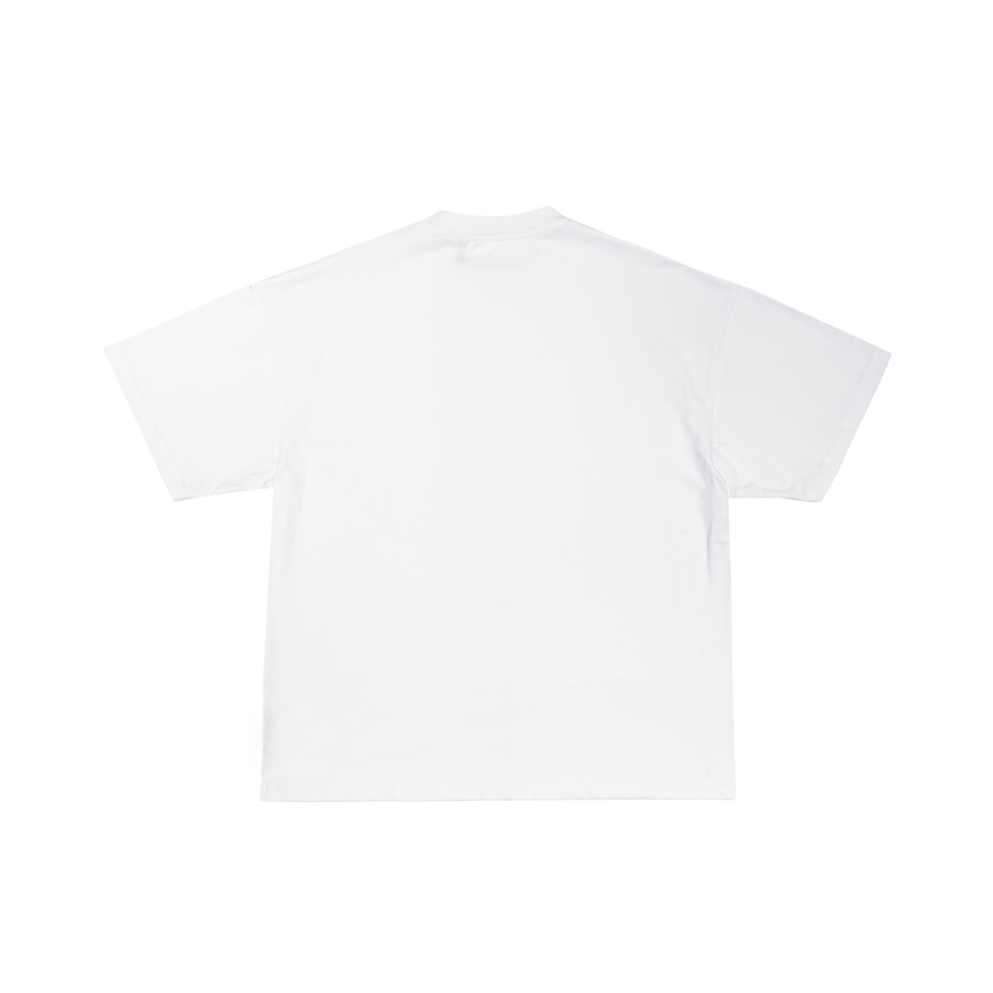 GOJI Ultra Heavyweight T-Shirt White