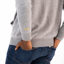 Load image into Gallery viewer, Men's Cashmere Hoodie - YANG LAN