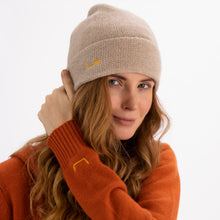 Load image into Gallery viewer, Unisex Cashmere Beanie - YANG LAN