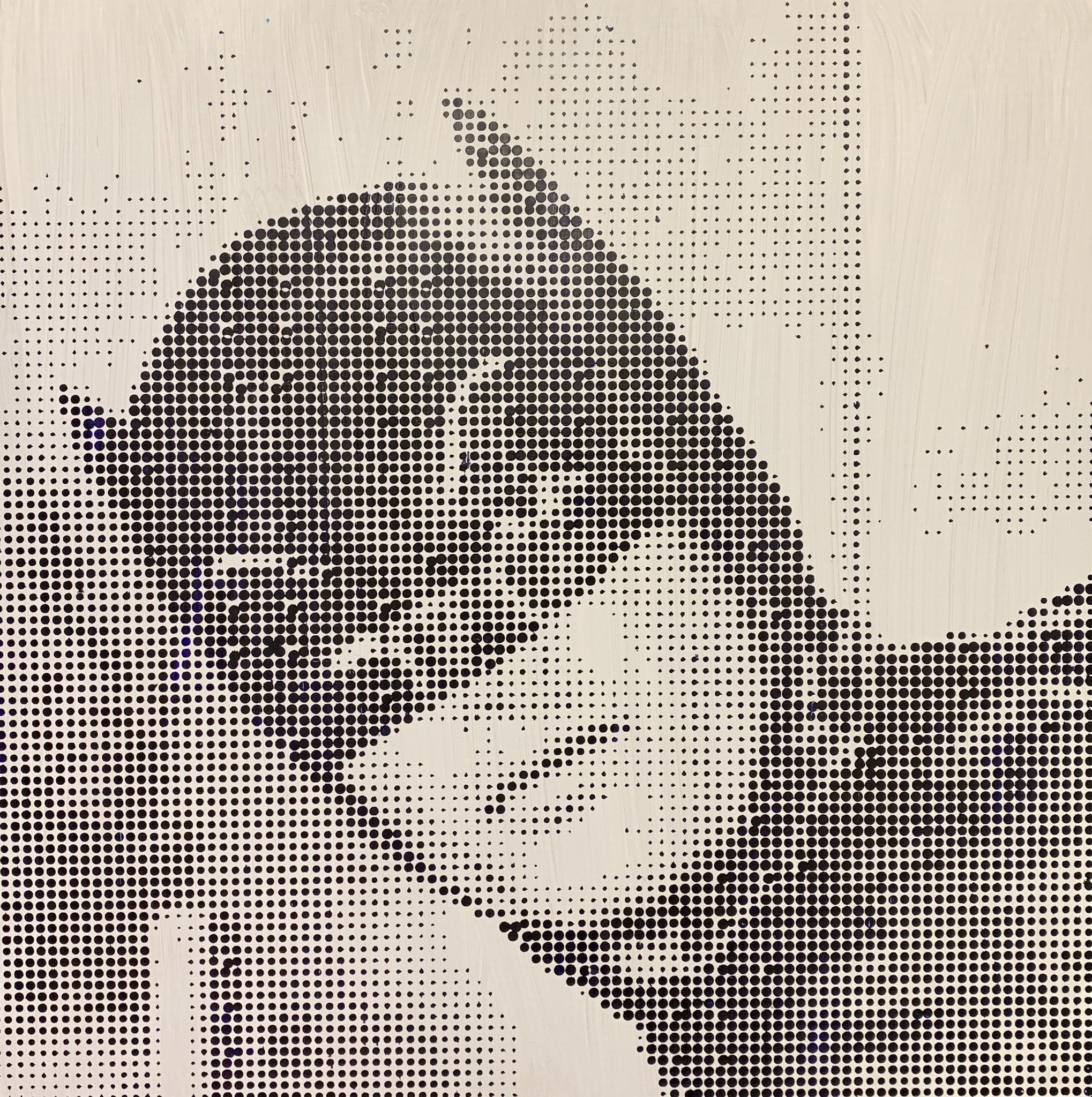 """Adam West"" I by Sean Christopher Ward"