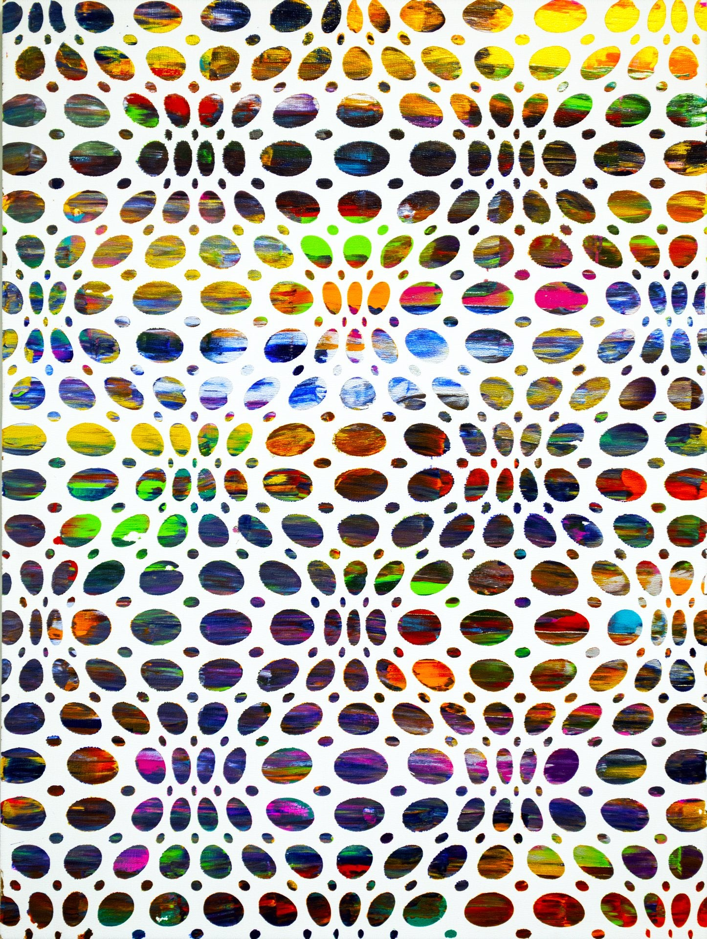 """Bead Curtain"" by Sean Christopher Ward"