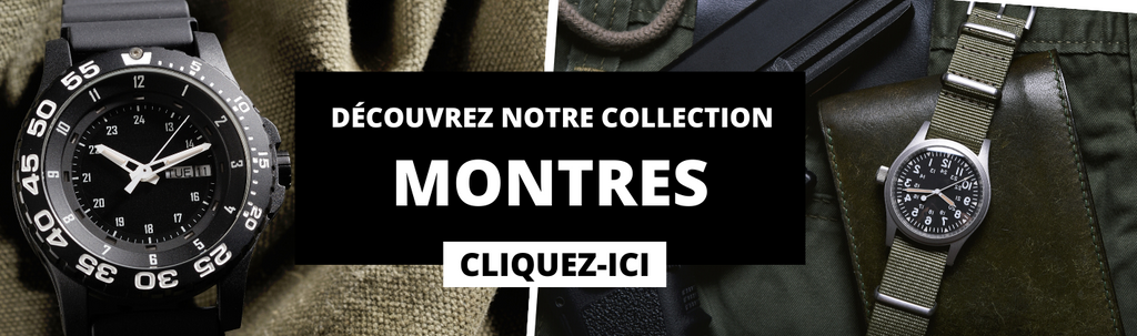 collection montre
