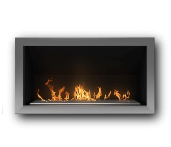 Signature Bio Fuel Fireplace, Built-In - MultiFire - Fireplace Specialists