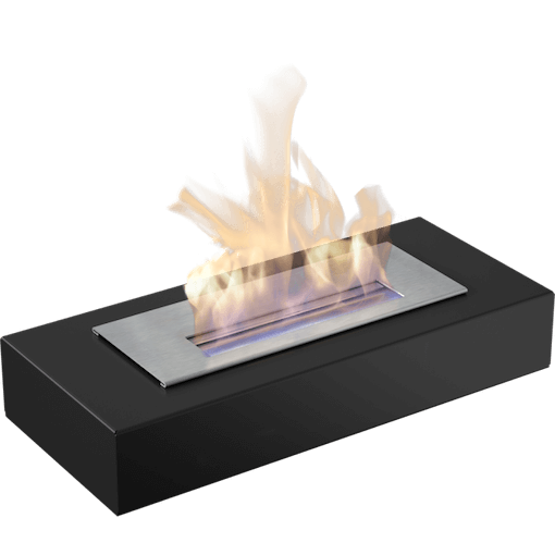 India Black, Bio Fuel Fireplace