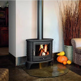 Kratki K8 - Wood, Cast Iron, Freestanding Fireplace