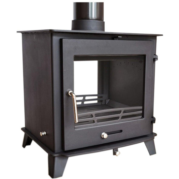 Northern Flame - Azar Fireplace, 12 - 14kW, Double Sided