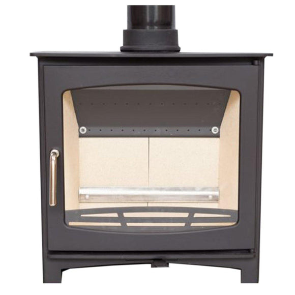 Northern Flame - Panoramic Fireplace, 7kW