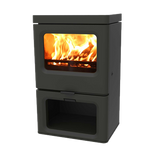 Charnwood Skye 5 - Wood and Multi-Fuel Burning - Storage Stand