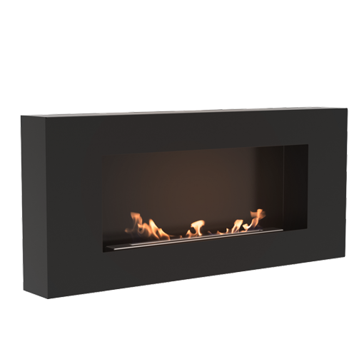Delta Flat, Bio Fuel Fireplace