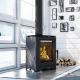 Kratki - K5 Fireplace, 9kW - MultiFire - Fireplace Specialists