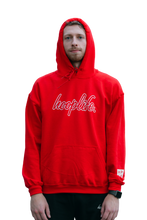Load image into Gallery viewer, Silhouette Hoodie | Red
