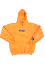 Load image into Gallery viewer, Slant Hoodie | Safety Orange