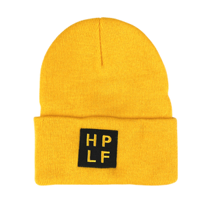 HPLF Box Toque | Gold