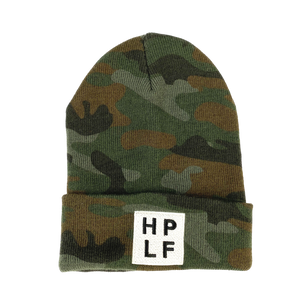 HPLF Box Toque | Camo