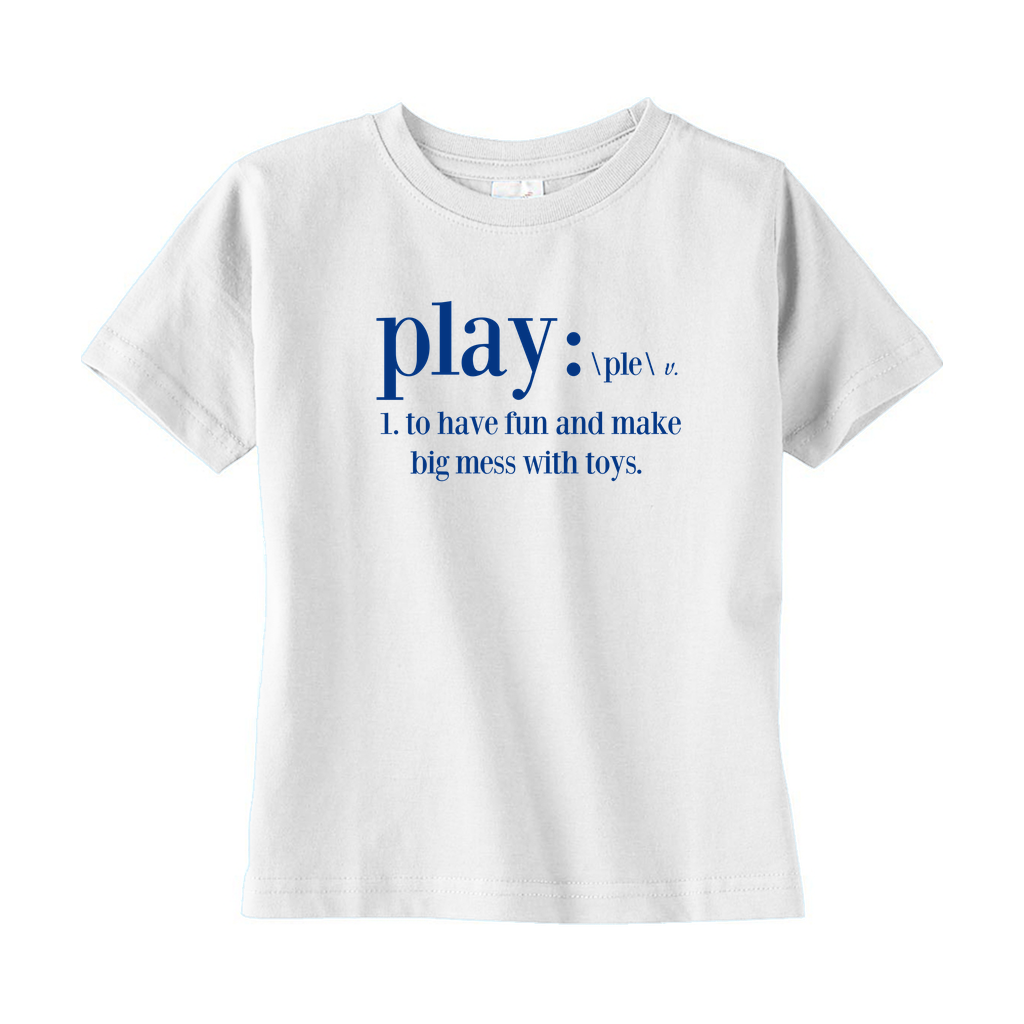 PLAY | Toddler Shirt