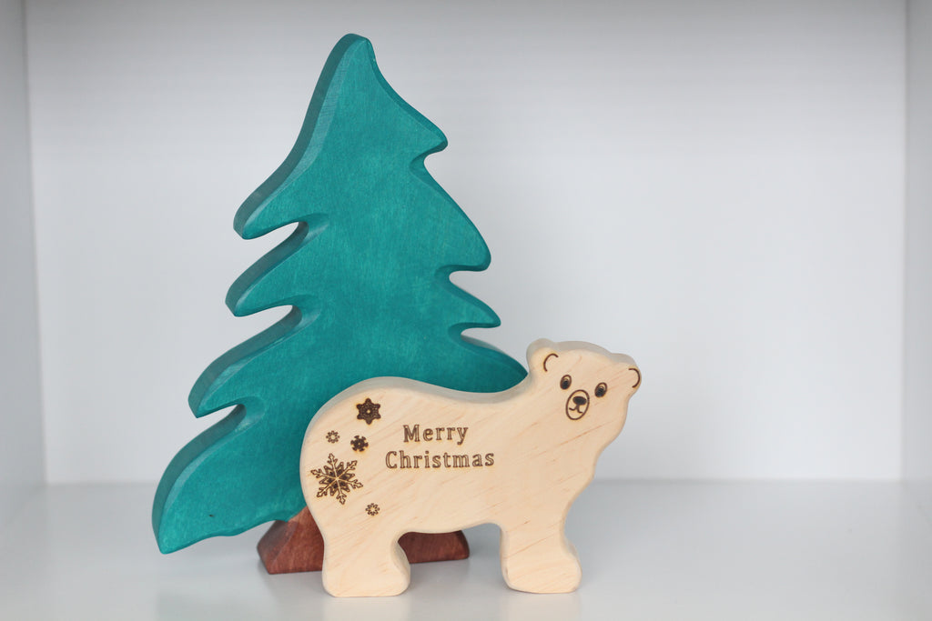 M+L Exclusive Christmas Bear