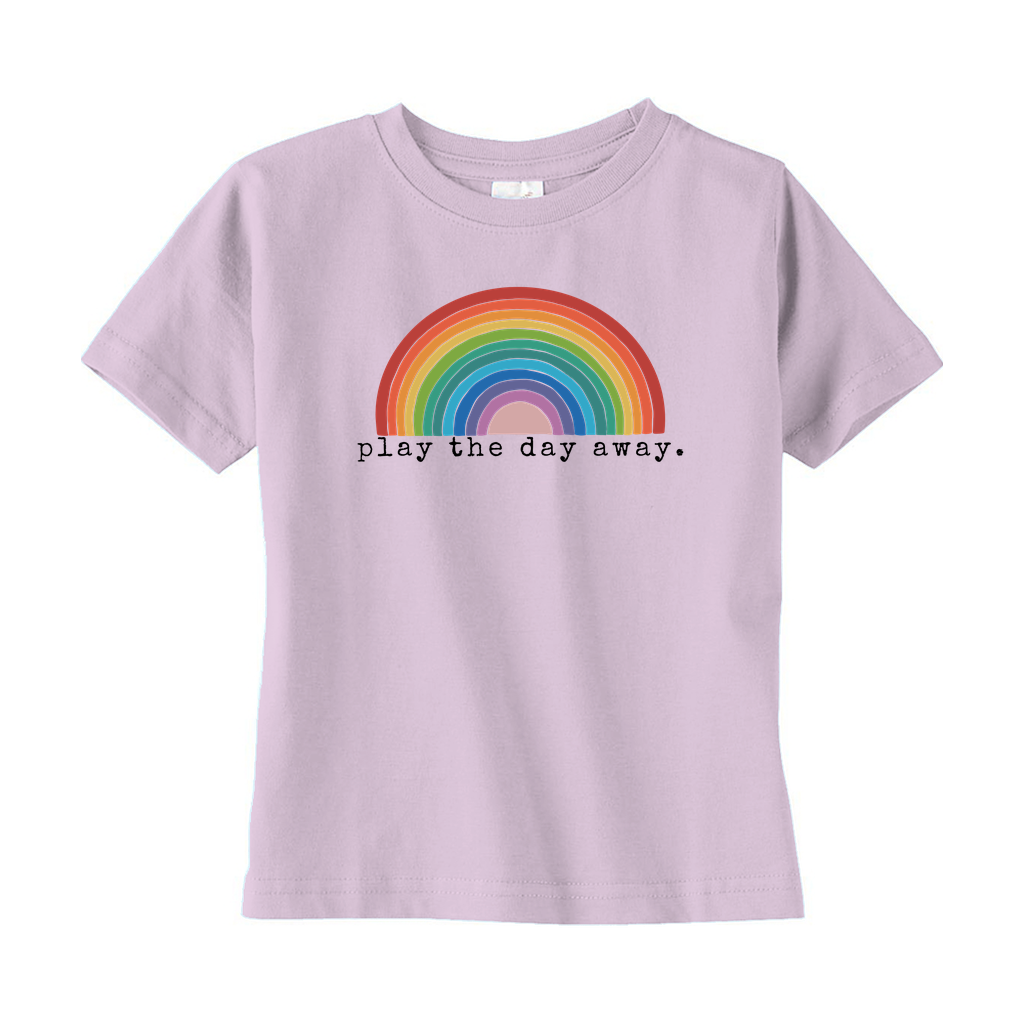 Play The Day Away | Toddler Shirt