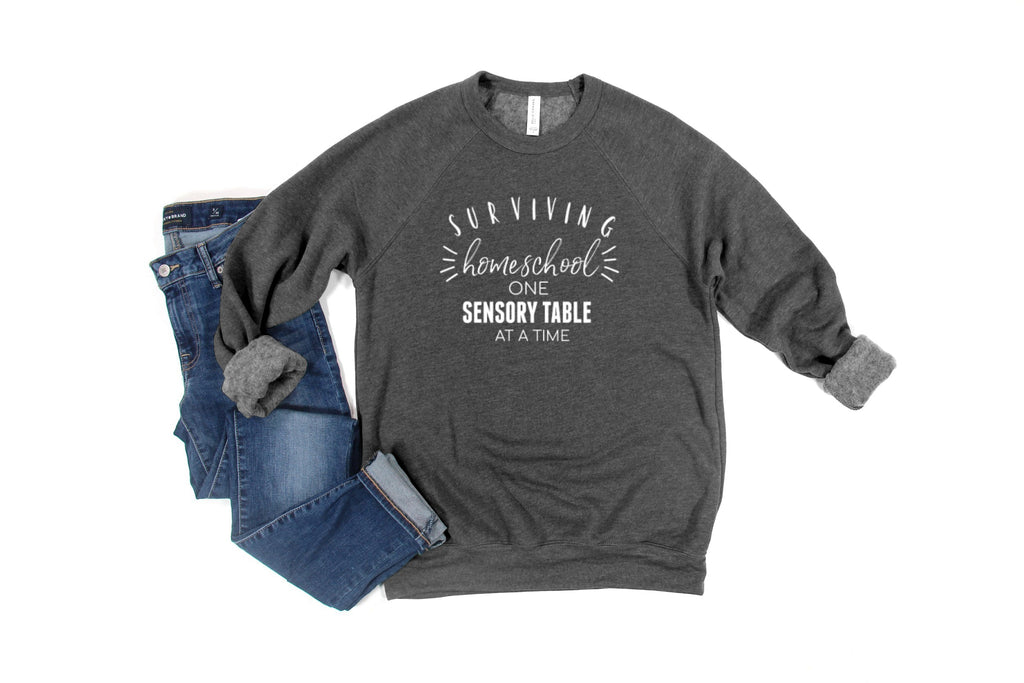 Surviving Homeschool |Sweatshirts