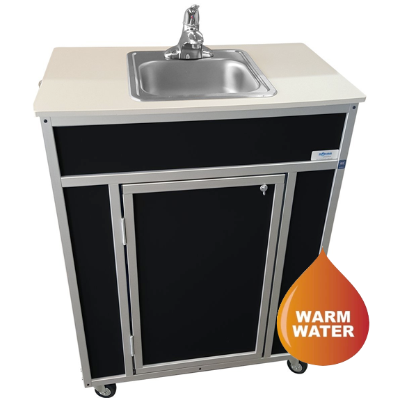 Monsam NSF Certified Single Basin Self Contained Portable Sink NS-009S
