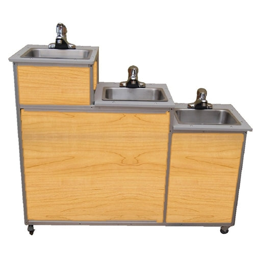 Monsam Three Level Portable Self Contained Sink  PSE-0123