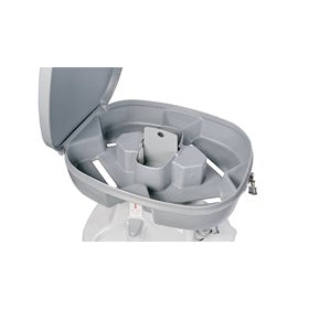 PolyJohn Portable Handwash Sink, Warm Water, Dual Bowl, BRA1-2000